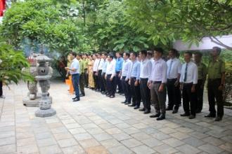 Ban quản lý Vườn Quốc gia Phong Nha – Kẻ Bàng tổ chức nhiều hoạt động tri ân các anh hùng liệt sĩ, gia đình chính sách
